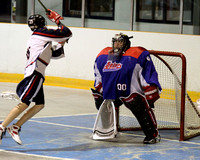 2010 jr. B - Orillia vs. Newmarket