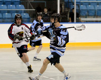 Jr. B - Mimico vs. Orillia