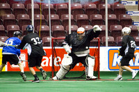 CLax Exhibition - Game 1