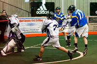 2013 Clax Final - Shooting Stars vs. Ironmen